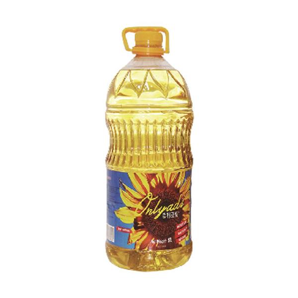 乌克兰进口葵花籽油