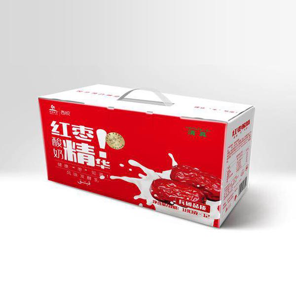 红枣味酸奶